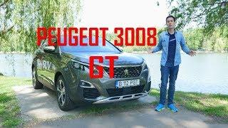 Peugeot 3008 GT - Cavaleria.ro