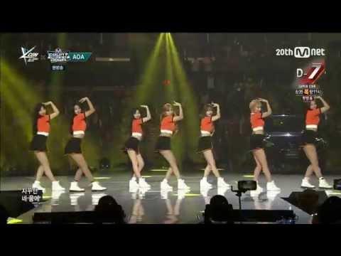 Live HD | 150813 AOA