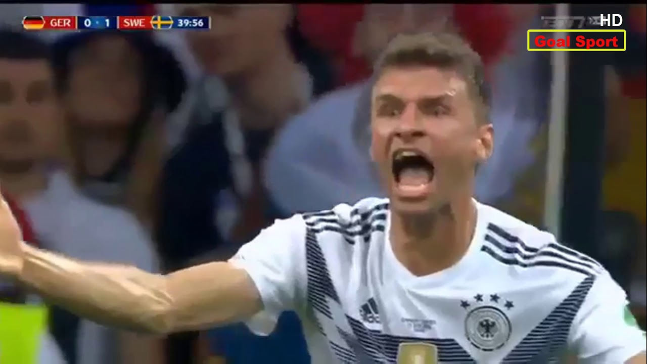 Download Watch summary Germany vs Sweden ►2-1 All Goals & Highlights HD◄