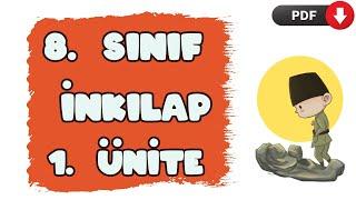 8. SINIF 1. ÜNİTE FULL TEKRAR - BİR KAHRAMAN DOĞUYOR - LGS 2022