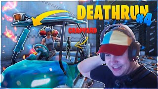 DEATHRUN I FORTNITE #4 (DUO RUN!)