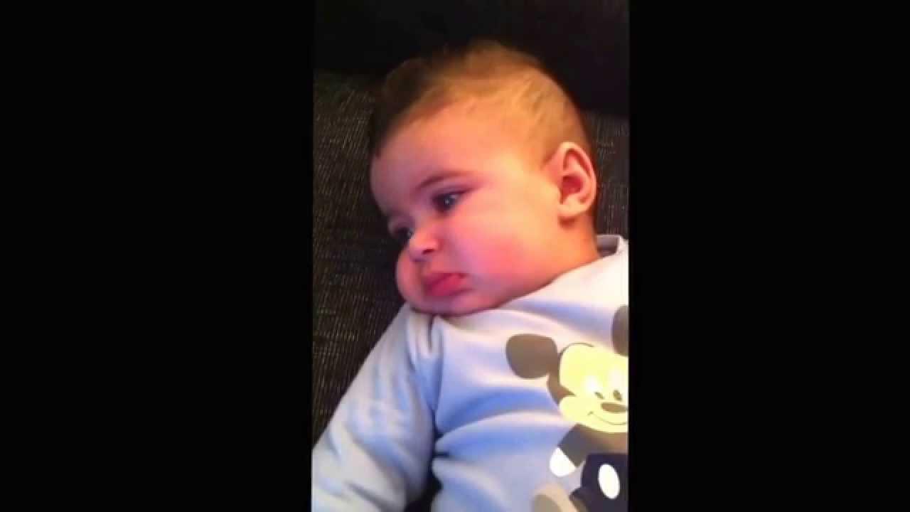 Adrian mart n vega emociona a un bebe de 5 meses youtube - Bebe de 6 meses ...