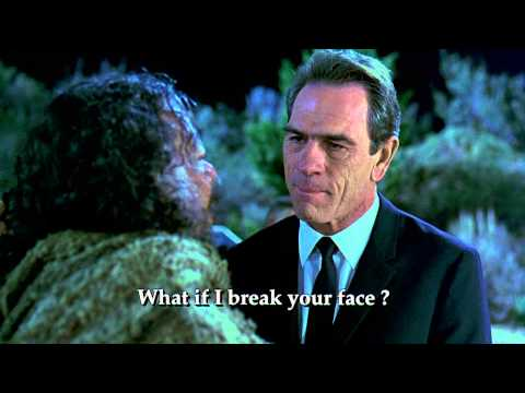 Men In Black (1997) - Trailer