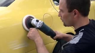 Полировка авто своими руками(Полировка машины своими руками. Каждый водитель должен знать как правильно защищать поверхность своего..., 2014-10-20T11:09:43.000Z)