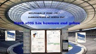 Fussball Manager 13 Lets Play - #005 Ein kommen und gehen [HD][Deutsch]