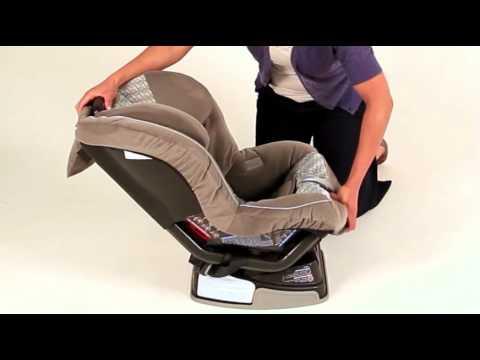 Brica Roll N Go Car Seat Transporter Youtube