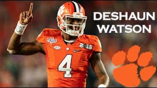 Deshaun Watson Highlights HD | Clemson | 2017 NFL Draft