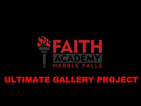 Faith Academy of Marble Falls Gallery Project Teaser