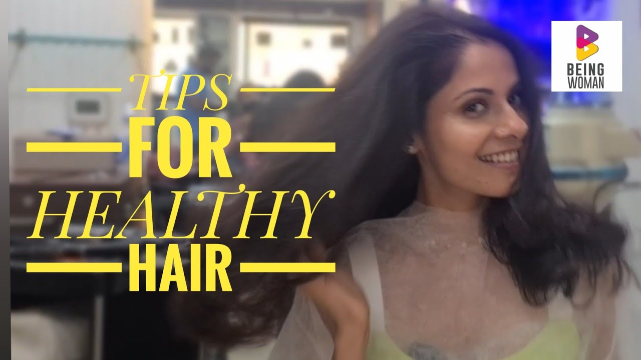 Tips for healthy hair | Getting a haircut | Being Woman With Chhavi