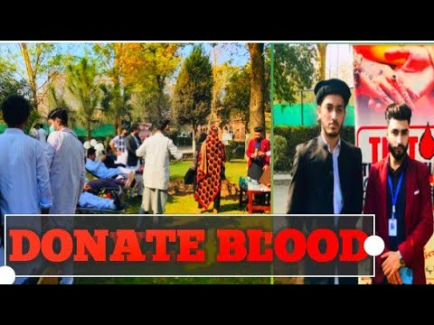 Donate Blood And