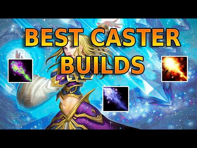 Best Starting Caster Builds - Project Ascension