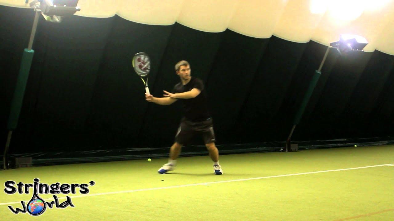 wholesale dealer 683c4 65c15 Yonex EZONE Ai 98 (310g) Tennis Racket Review by Stringers