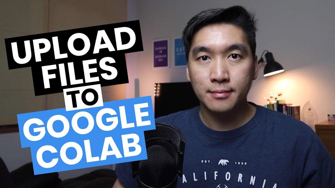 Download How to Upload Files to Google Colab