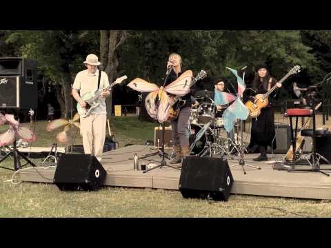 The Hollyhocks at Marinwood Park, 06/22/12