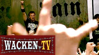 Born From Pain - Rise Or Die - Live at Wacken Open Air 2006