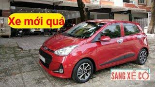 ( đã nhận cọc) Nhỏ gọn, Tiết kiệm: Hyundai i10 Số Tự Động Cực Mới | Sang Xế Cỏ Đồng Nao