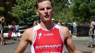 Bahrain Endurance 13 - Brent McMahon race report IM70 3 St  George