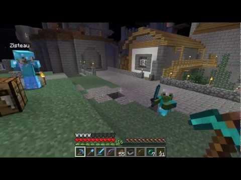 Etho MindCrack SMP - Episode 65: Tri ABBA Caving
