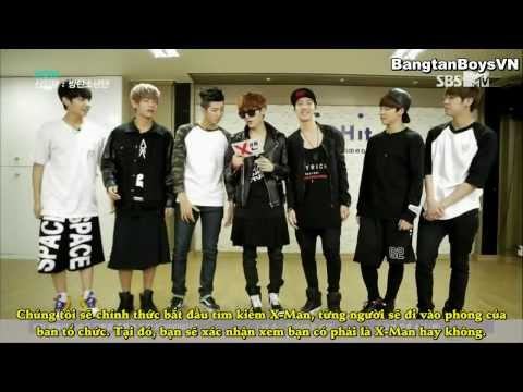 [Vietsub] Rookie King Channel Ep 08  - BTS/Bangtan