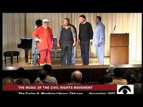 Got My Mind Set on Freedom (SNCC Freedom Singers, Chicago 2007)