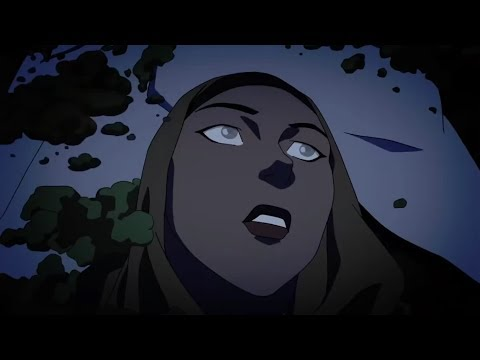 Halo:All Death And Restoration Scenes/Young Justice Outsiders