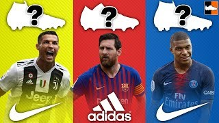 Best Players & Their Boots 🥇 Who Has The Best Cleats?!
