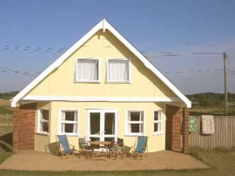 Peacehaven Holiday House At Heacham North Beach Norfolk