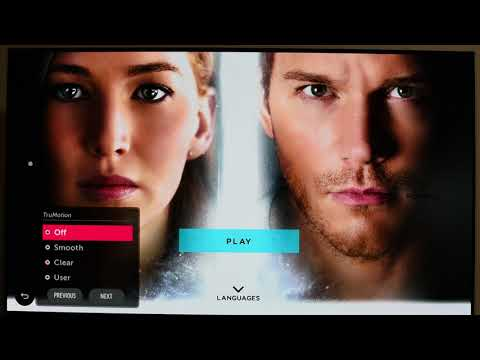 Xbox one x 4K UHD HDR Bluray Disc Playback Test