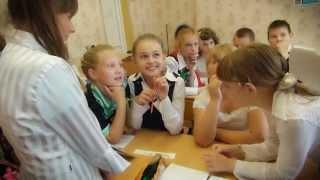 Выпускной 4 класс Последний звонок Урок в школе Веселый оригинальный прикольный