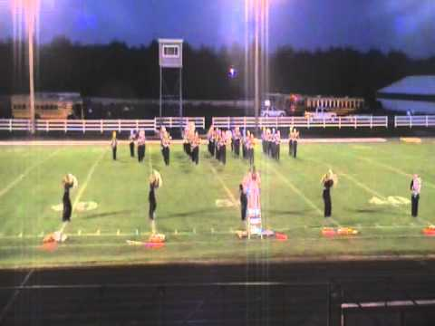 Pine River High School Marching Band