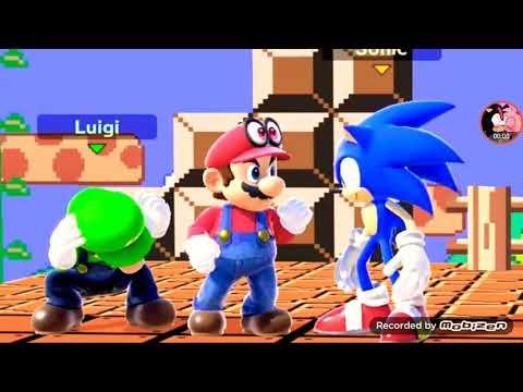 Neon Por Qué Baby Kirby Solo ¿Mamá? Qué Somos Super Smash Bros 64 (Super Smash Bros N64 Mobizen)