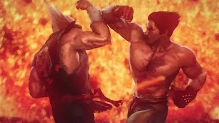 Tekken 7 - Intro Cinematic Trailer (2015) [JP+EN Subtitles] | Official Xbox One Game HD