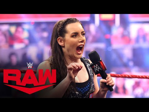 """Nikki Cross issues a challenge to Charlotte Flair on """"Miz TV"""": Raw, May 31, 2021"""