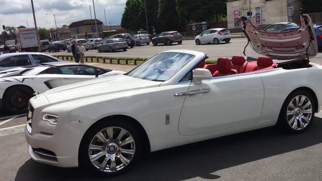 taking delivery of a rolls royce dawn lord aleem youtube. Black Bedroom Furniture Sets. Home Design Ideas