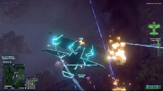 Planetside 2 - Whale in Hossin Gameplay