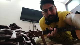 Iss Pyaar Ko Main  Kya Naam Doon   Acoustic Cover   Sonu Nigam