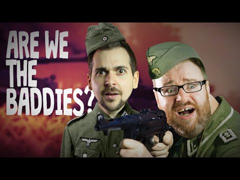 ARE WE THE BADDIES? - Heroes and Generals