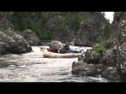 Passing Hells Gate, Talachulitina River Alaska