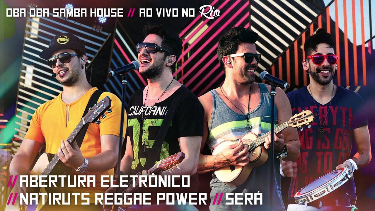 cd do oba oba samba house 2014