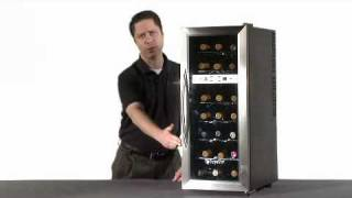 Edgestar 21 Bottle Dual Zone Wine Refrigerator