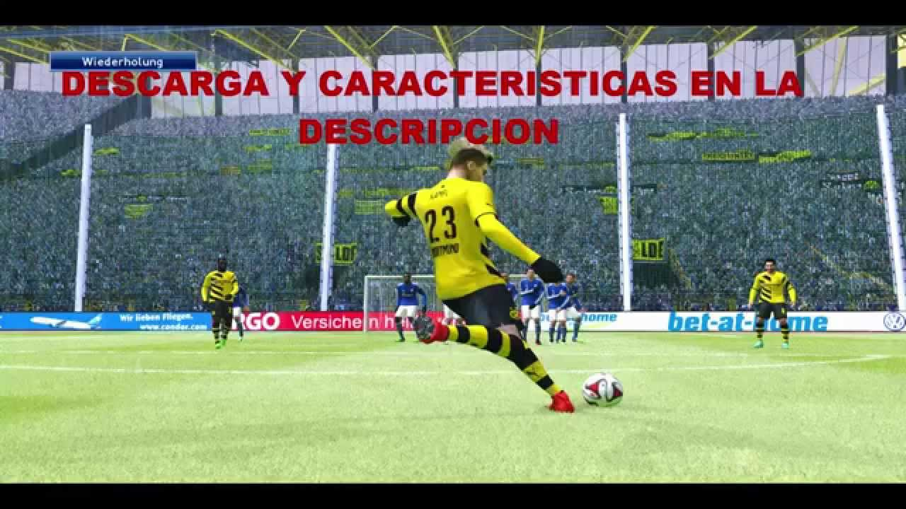 PESGalaxy Patch 2015 PES 2015 Latest is here - Hit2k