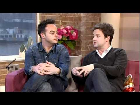 Ant & Dec interview on This Morning - 16th March 2011