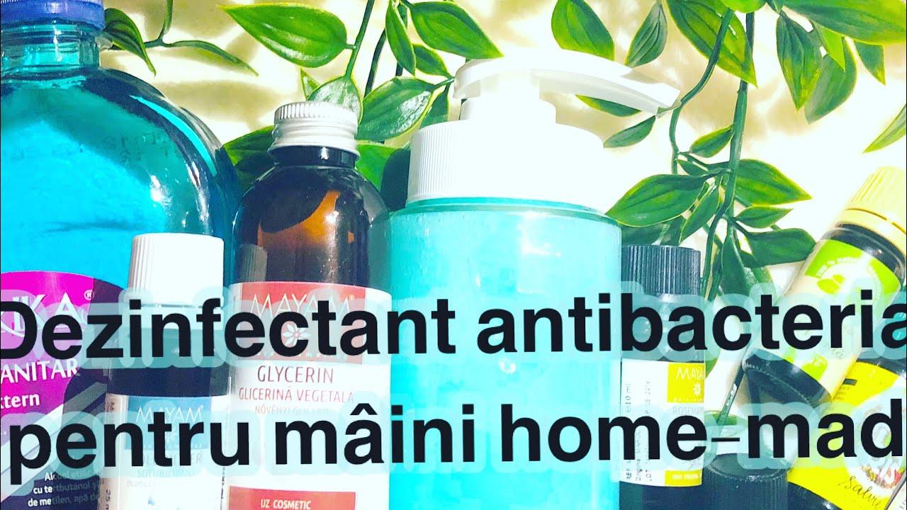 dezinfectanți de enterobioză pentru uz interior