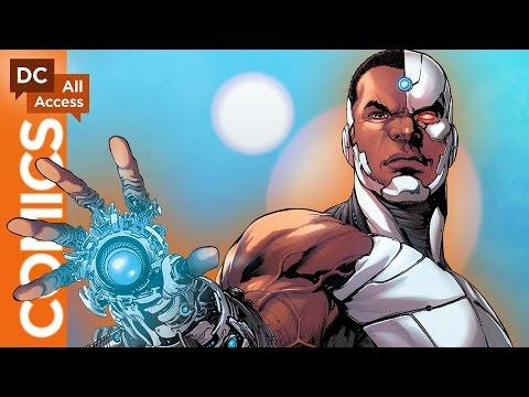 Cyborg Faces New Villains & Metal Men