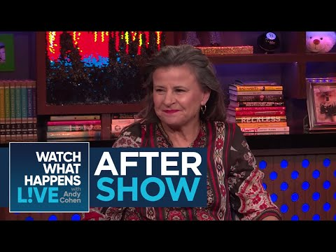 After Show: Tracey Ullman Remembers Friend Carrie Fisher | WWHL