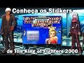 Conheça todos os strikers de The King of Fighters 2000 pt.2