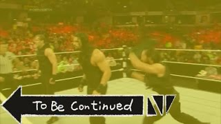 JoJo's To Be Continued WWE Edition: Pt. 1