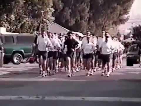 Vintage LA police footage