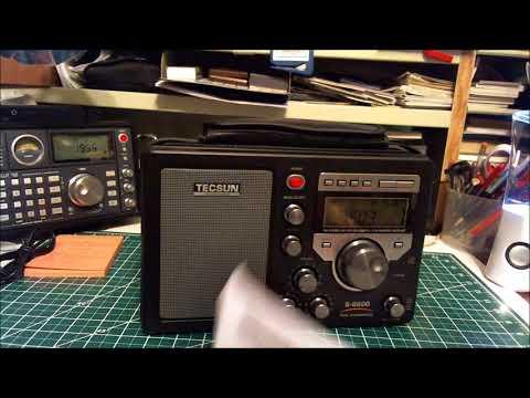 TRRS #1333 - New Tecsun S-8800 Radio - Pt 1