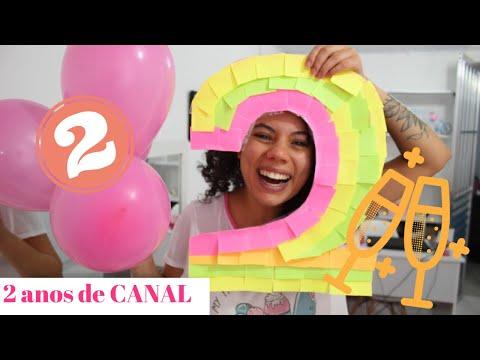 2 anos de CANAL l Lu Prado